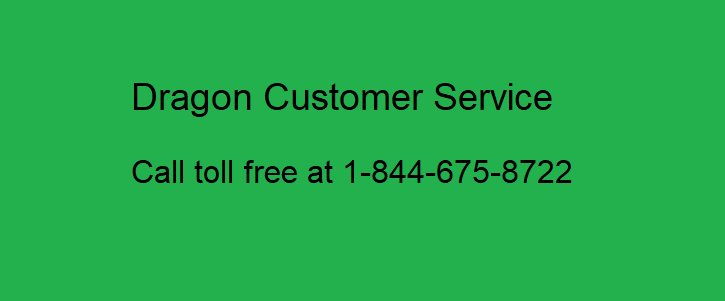 Dragon NaturallySpeaking technical support number